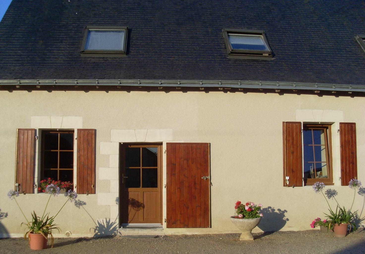Fenêtres et porte fenêtre en PVC Menuisier Loire Authion