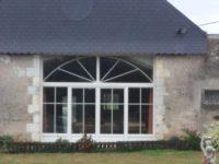 Pose baie Saumur Menuisier Loire Authion
