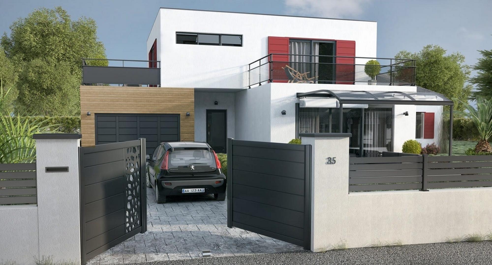 ouest ouvrage menuserie alu pvc entre angers et saumur 49. Black Bedroom Furniture Sets. Home Design Ideas